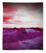 Fresca Sky  Fleece Blanket
