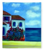Fresh Sea Air Fleece Blanket