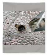 Fried Fly Fleece Blanket