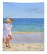 Friendship Fleece Blanket