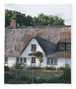 Friesian House Fleece Blanket