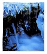 Frigid Flow Fleece Blanket