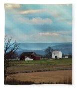 From Heavens Light Fleece Blanket