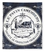 Fromage Label 1 Fleece Blanket