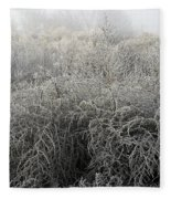 Frosted Fleece Blanket