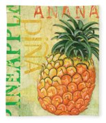 Froyo Pineapple Fleece Blanket