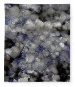 Frozen Blue Fleece Blanket