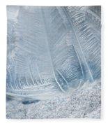 Frozen Bubble Fleece Blanket