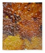 Frozen Colors  Fleece Blanket