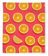 Fruit 2 Fleece Blanket