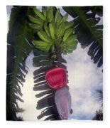 Fruitful Beauty Fleece Blanket