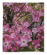 Full Bloom Fleece Blanket