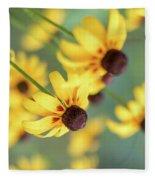 Full Bloom Fleece Blanket