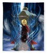 Fullmetal Alchemist Fleece Blanket