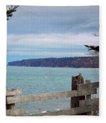 Fundy View Fleece Blanket