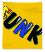 Funk Fleece Blanket