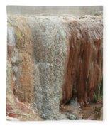 Furnas Hot Springs Fleece Blanket