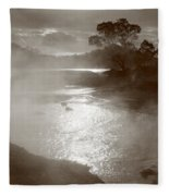 Furnas Hotsprings Fleece Blanket