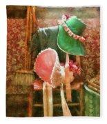 Furniture - Chair - Bonnets  Fleece Blanket