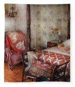 Furniture - Bedroom - A Place To Sleep Fleece Blanket