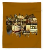 Sylvia Fleece Blanket