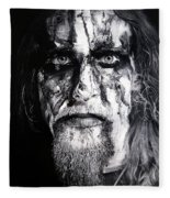 Gaahl Fleece Blanket