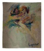 Gabrielle Fleece Blanket
