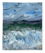 Gale Winds Fleece Blanket