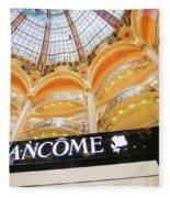 Galeries Lafayette Inside 2 Art Fleece Blanket