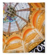 Galeries Lafayette Inside Art Fleece Blanket