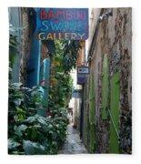 Gallery Alley Fleece Blanket