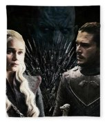 Game Of Thrones. Fleece Blanket