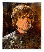 Game Of Thrones. Tyrion Lannister. Fleece Blanket