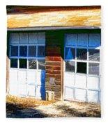 Garage 2 Fleece Blanket