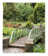 Garden Dublin Fleece Blanket