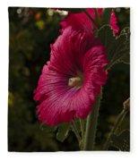 Garden Mayflower Fleece Blanket