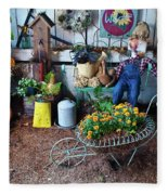Gardeners Delight Fleece Blanket