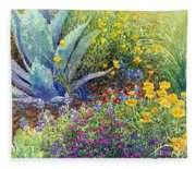 Gardener's Delight Fleece Blanket