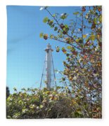 Gasparilla Lighthouse Fleece Blanket