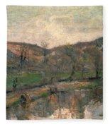 Gauguin: Brittany, 1888 Fleece Blanket