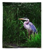 Gbh In The Grass Fleece Blanket