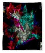 Gem Stones Fleece Blanket