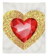 Gemstone - 2 Fleece Blanket