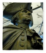 General George Washington Fleece Blanket