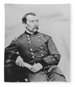 General Phil Sheridan Fleece Blanket