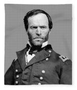 General William Tecumseh Sherman Fleece Blanket