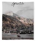 Gentile Shop Fleece Blanket