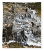 Gentle Falls Fleece Blanket