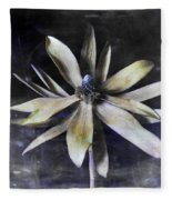 Genus Protea Fleece Blanket