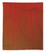 Geometric Art 330 Fleece Blanket